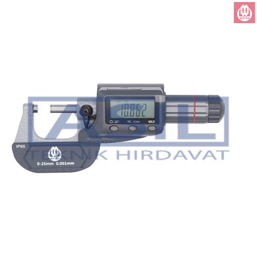 IP65 Dijital Dış Çap Mikrometresi - Werka