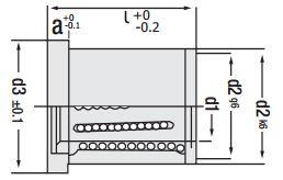 OZ104 - Lineer Burç