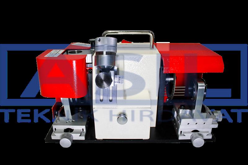 Ø3-20mm Freze Bileme ve Kesme Makinası