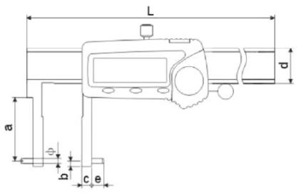 Dijital Kanal Kumpası ABS IP54 - Yamer