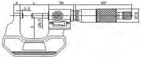 Numaratörlü Mikrometreler - Yamer