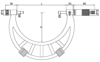 Değiştirilebilir Uçlu Mikrometreler - Yamer