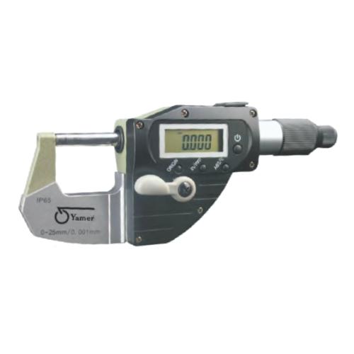 Dijital Göstergeli Pasometreler ABS IP65 - Yamer