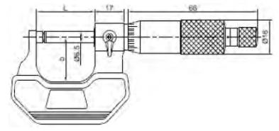 Bilya Uçlu Mikrometreler - Yamer