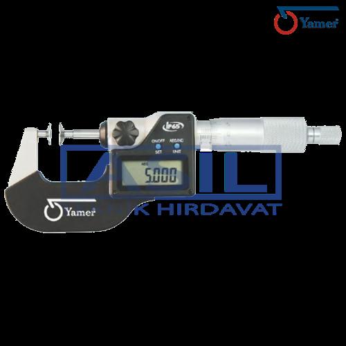 Disk Çeneli Dijital Mikrometreler - Yamer
