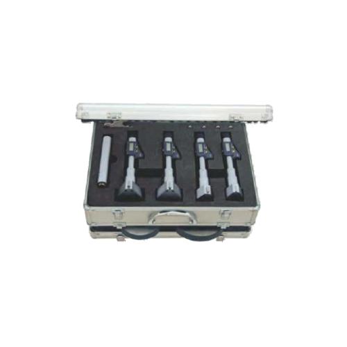 Üç Nokta Temaslı Dijital İç Çap Mikrometre Setleri ABS IP54 - Yamer