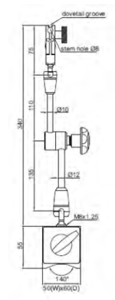 Üniversal Manyetik Standlar - Yamer