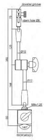 Hidrolik Üniversal Manyetik Standlar - Yamer