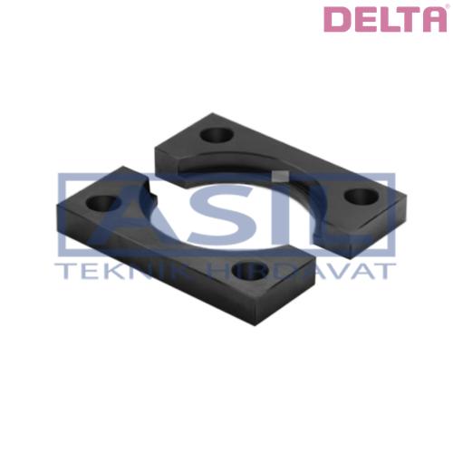 D100.50.01_00250 GAZLI YAY BAĞLAMA PABUCU-DELTA