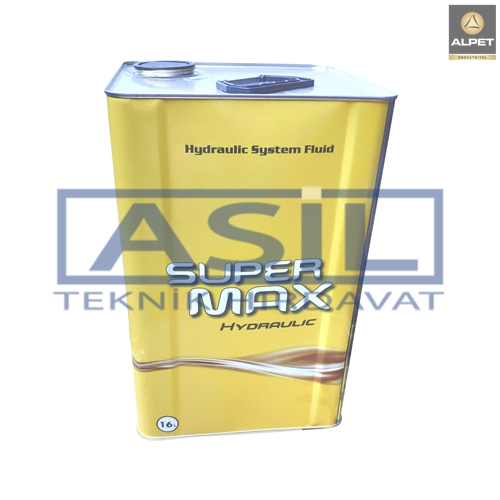 Super MAX HİDROLİK YAĞ