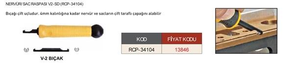 NERVÜR/  SAC RASPASI V2-SD (RCP-34104) CP GRAT.EX