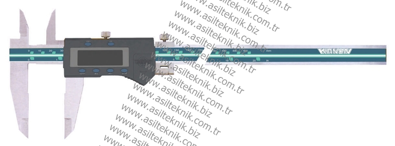 Dijital Kumpas KANON Çift Çeneli 164-xxx