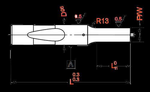 Kademeli Fırlatıcılı Bilyalı Zımba - Hafif Tip