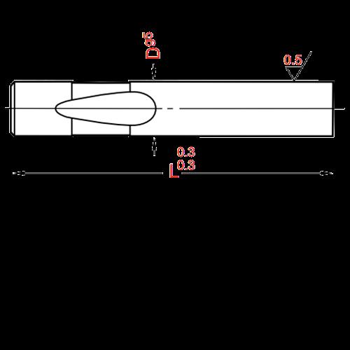 Bilyalı Zımba - Ağır Tip