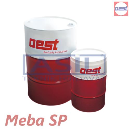 Meba SP Minimum Yağlama (MQL) Yağları - OEST
